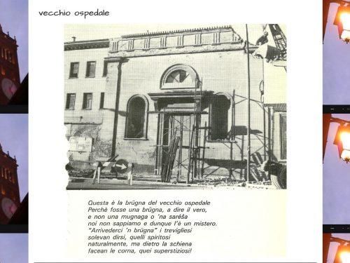 Treviglio : la Brugna del Vecchio Ospedale