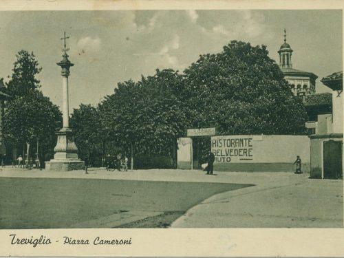 Treviglio Revellino Foto Storia
