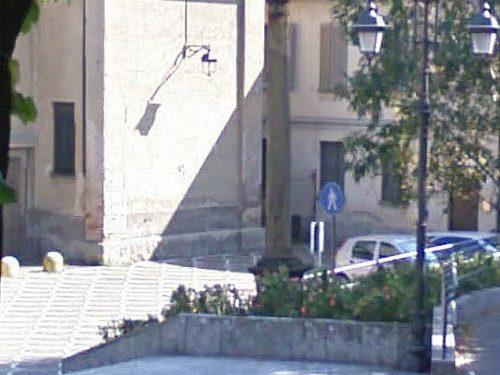 Ma dove è finito l'obelisco di via Cavallotti?