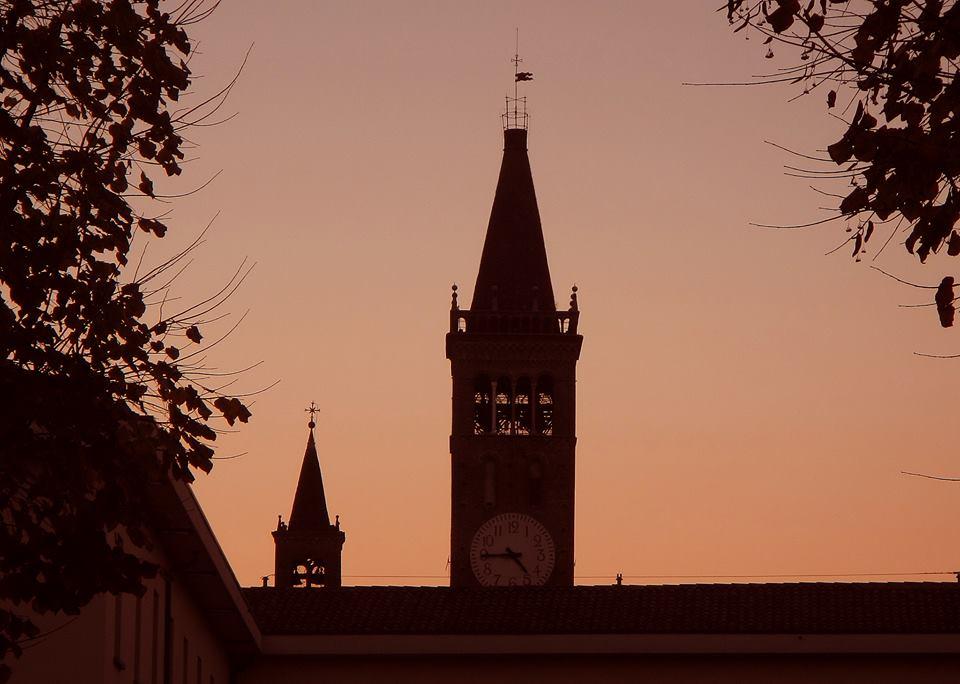 Treviglio tramonto (8)