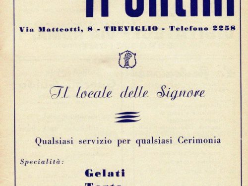 Treviglio Volantini ( Frontini )