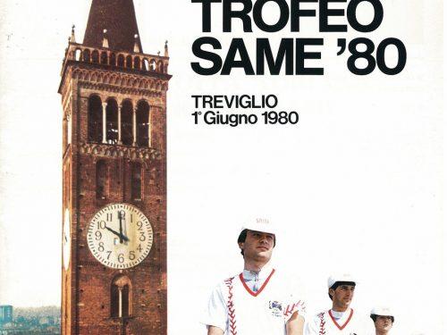 Coppa Adriana 1980 Ciclismo