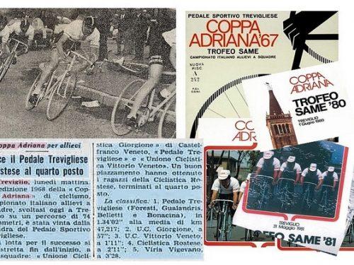 Ciclismo Coppa Adriana 1968