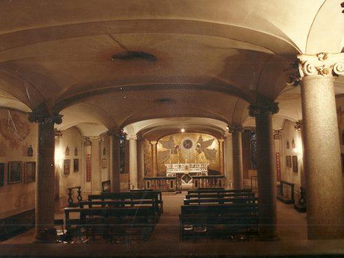 Cripta Santuario Madonna delle Lacrime