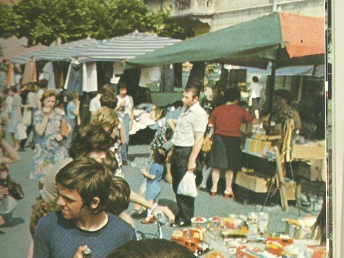Mercato anni 70