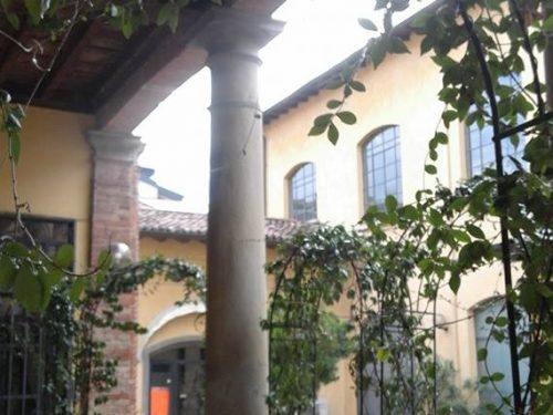 """Treviglio Palazzo Stefanoni ( Tratto da """"Treviglio: storia, arte e cultura"""" di Barbara Oggionni )"""