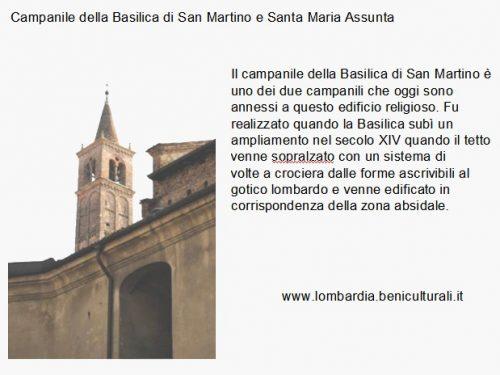 Lombardia beni culturali : Treviglio