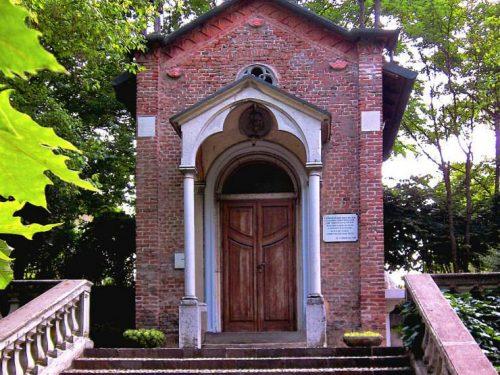 La chiesetta dove si sposò Ermanno Olmi