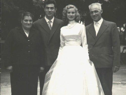 Paola Leoni e Marino Morettini