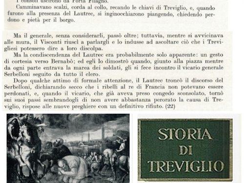 27 febbraio ..La Storia di Treviglio