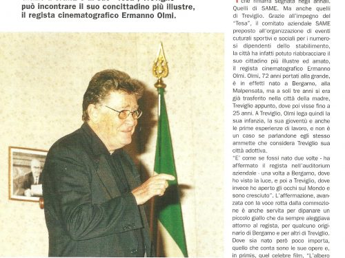 Treviglio 2002 Olmi Same Tesa