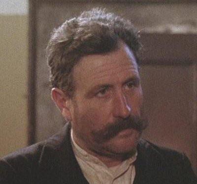 Luigi Ornaghi : Batistì, il protagonista del film L'albero degli zoccoli(1978)