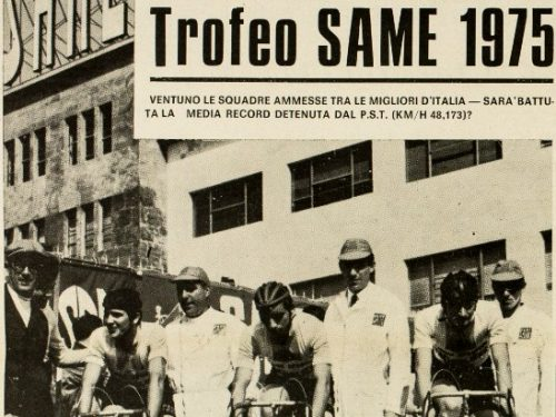 Coppa Adriana 1975