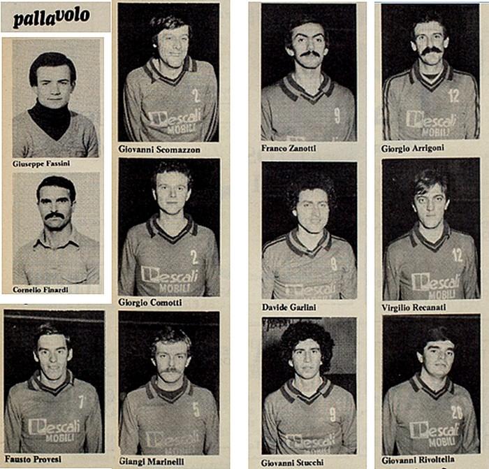 Pallavolo 1979 Treviglio Pescali
