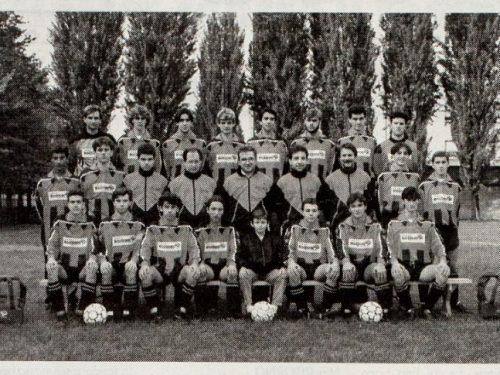 Treviglio 1993 : Juniores Zanconti