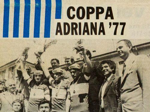 Coppa Adriana Maggio 1977