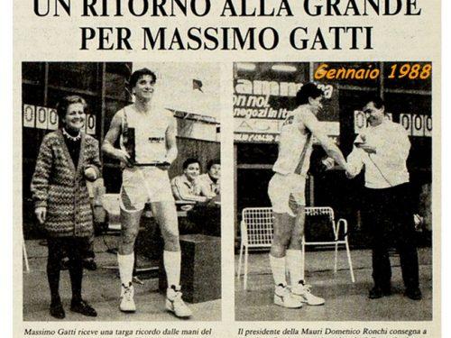 Massimo Gatti Gennaio1988