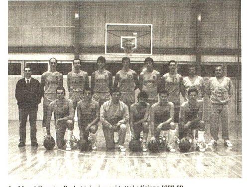 Mauri Country Basket Treviglio 1988-89