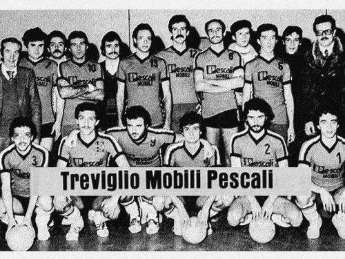 Treviglio Pallavolo Mobili Pescali 1978
