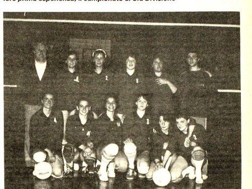 Treviglio Pallavolo 1987