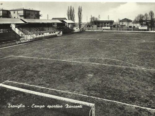 Treviglio Stadio Comunale M.Zanconti