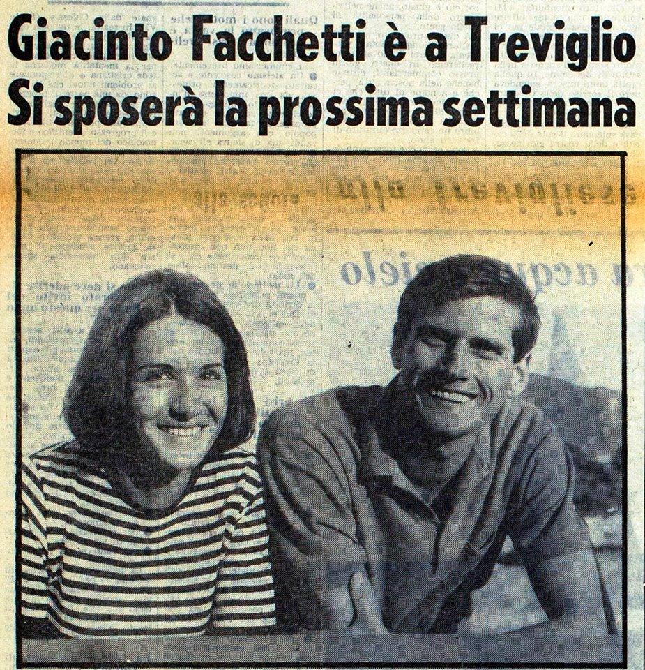 Giacinto Facchetti Treviglio Amarcord