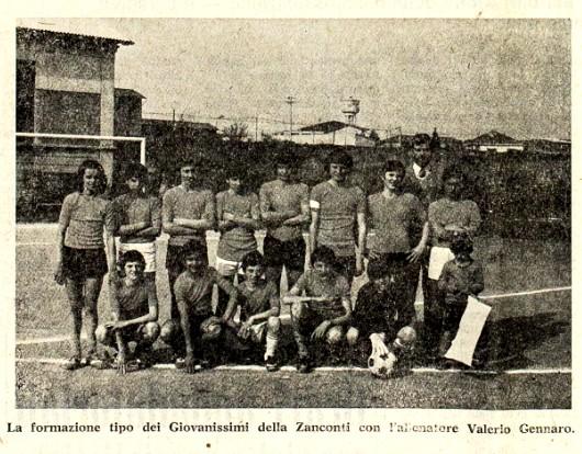 Giovanissimi Zanconti ( 1973 )