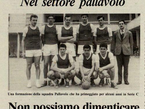 """Zanconti Pallavolo Serie """"C"""""""