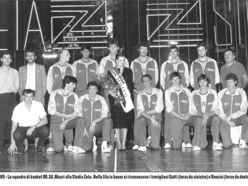 1985 OR.SA Mauri Pallacanestro
