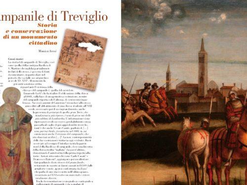Il campanile di Treviglio. Storia e conservazione di un monumento cittadino ( Monica Aresi )