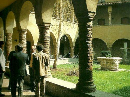 Chiostro delle Agostiniane di Treviglio