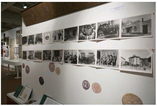 Treviglio la storia del commercio : Mostra di Lino Ronchi
