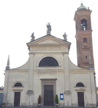 2013 Chiude chiesa San RoccoTreviglio: troppi furti
