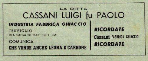 Cassani Luigi fu Paolo