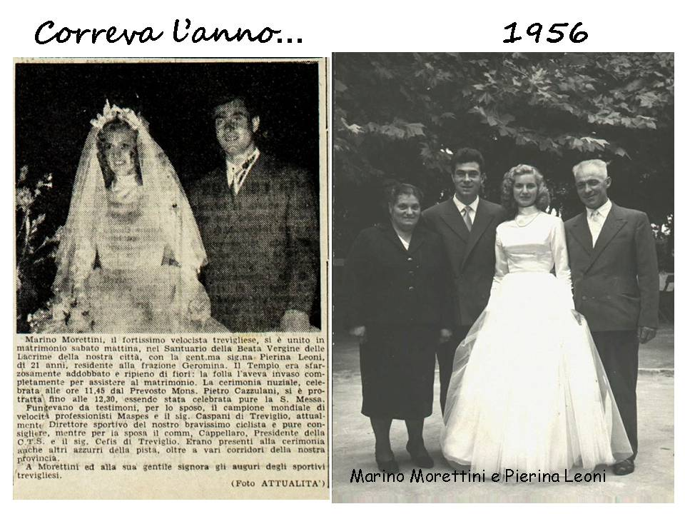 1956 Mario Morettini Matrimonio