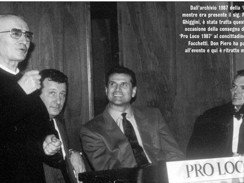 Premio Pro Loco Treviglio 1987