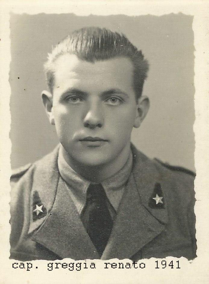 Renato Greggia, disperso in Polonia