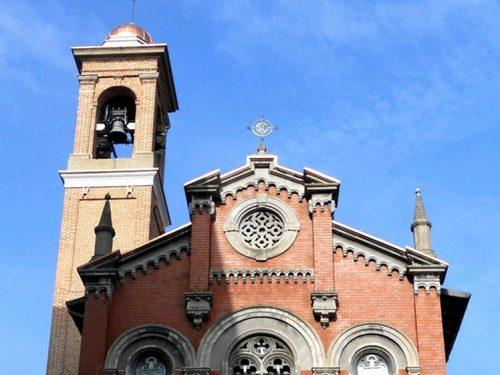 Treviglio : La chiesa di San Carlo