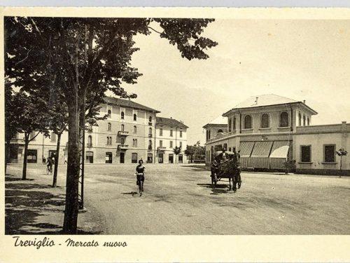 Piazza Cameroni Treviglio