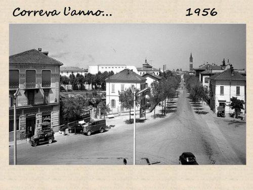 Treviglio , correva l'anno 1956
