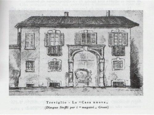 Treviglio antica – 1830