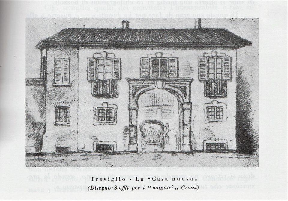 Treviglio antica - 1830