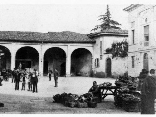 L'attuale Piazza Garibaldi ( Santa Marta )