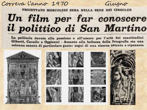 Polittico Di San Martino 1970