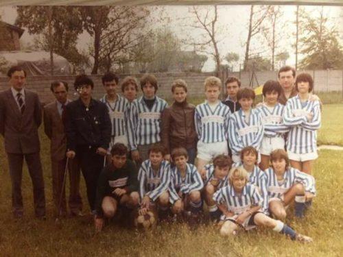 Trevigliese 1983  ( foto di Eros Longaretti )