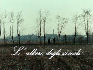 """Trama del film """"L'Albero degli zoccoli"""""""