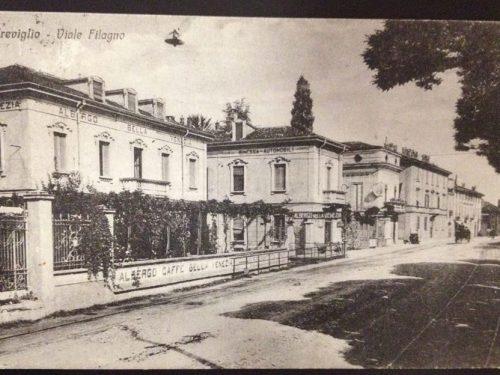 Albergo Bella Venezia, Treviglio Viale Filagno