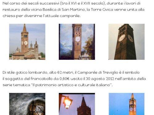 La Torre Civica di Treviglio