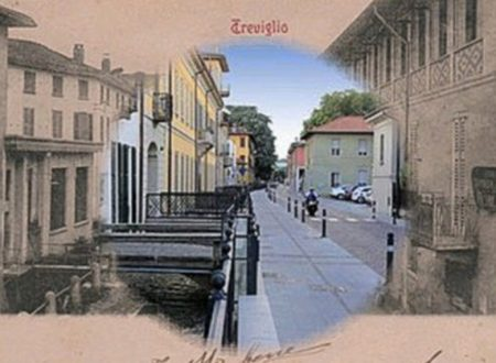 Treviglio ieri e oggi : Via Cavallotti