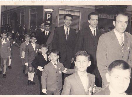 Giancarlo Rossi : Comunione, il mio padrino Stefanoni
